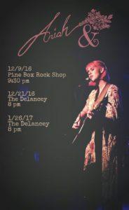 decemberjanuary-shows