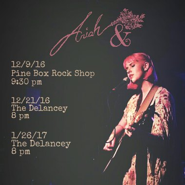 December and January Shows