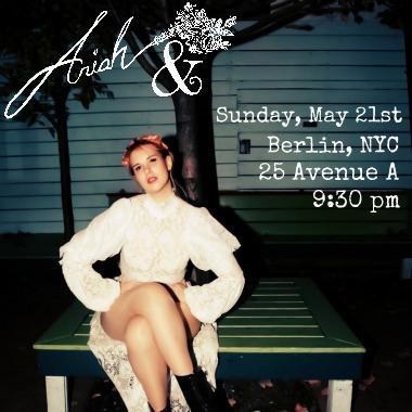 Ariah & at Berlin NYC