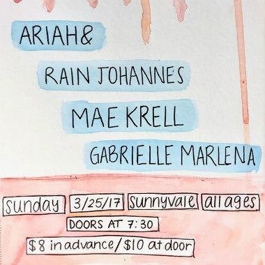 Ariah & at Sunnyvale